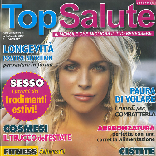 Katharina Sirch top salute